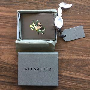 Allsaints Flora Cardholder